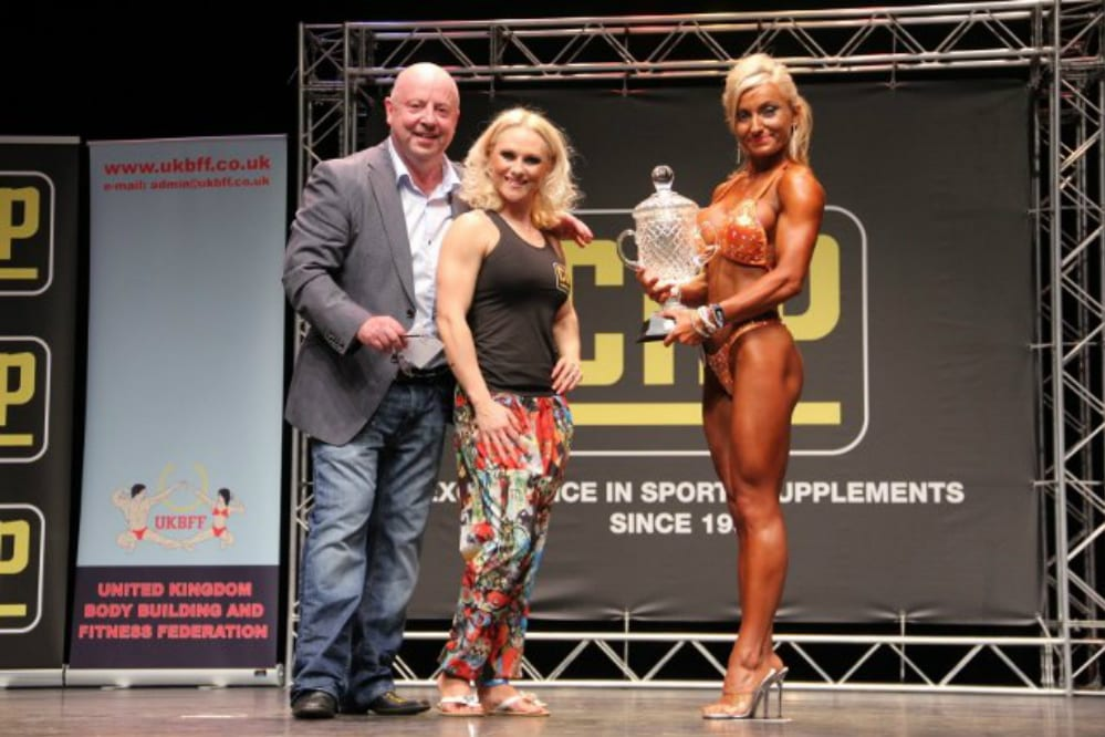 Yo Wins UKBFF Warrington Body Fitness And Overall Womens Title!  See Entire Video Within…