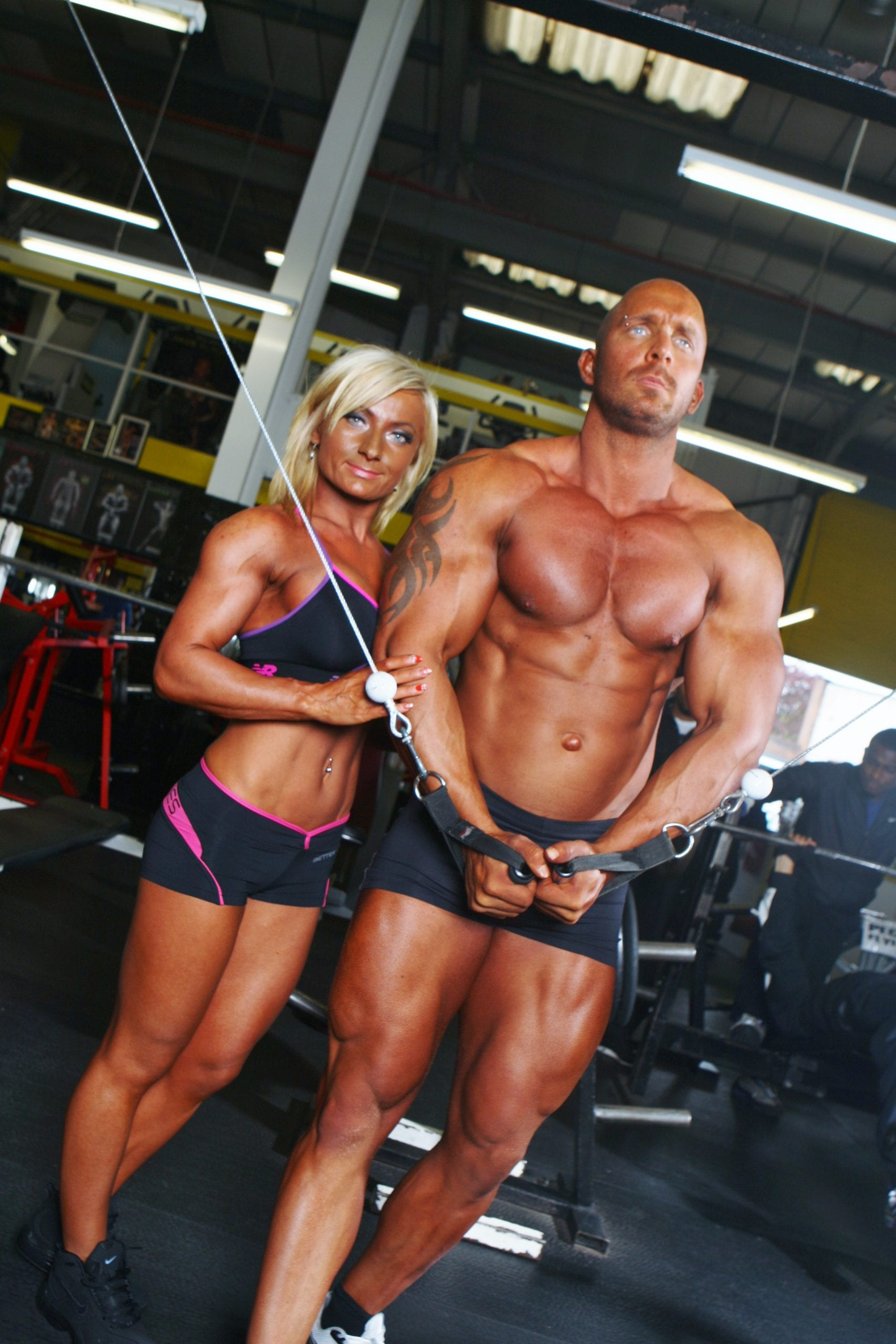 Bodybuilding & Fitness and Cosmetic Surgery | Did Yo Have Any?