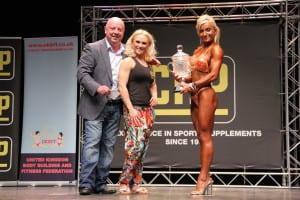 OVERALL WOMENS WINNER YO LAZAROV