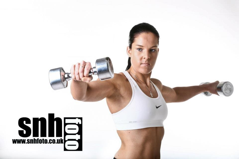 Katja Günther-Ndlovu | TEAM WILD Athlete and Upcoming Toned Figure Competitor