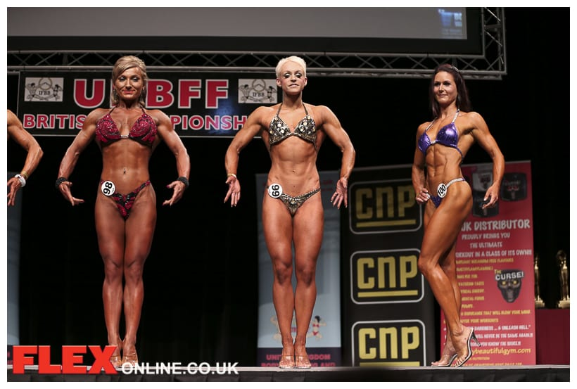 Yo's T-Walk – Body Fitness 2013 U163cm In Which She Took 3rd Place In Whole Of UK!