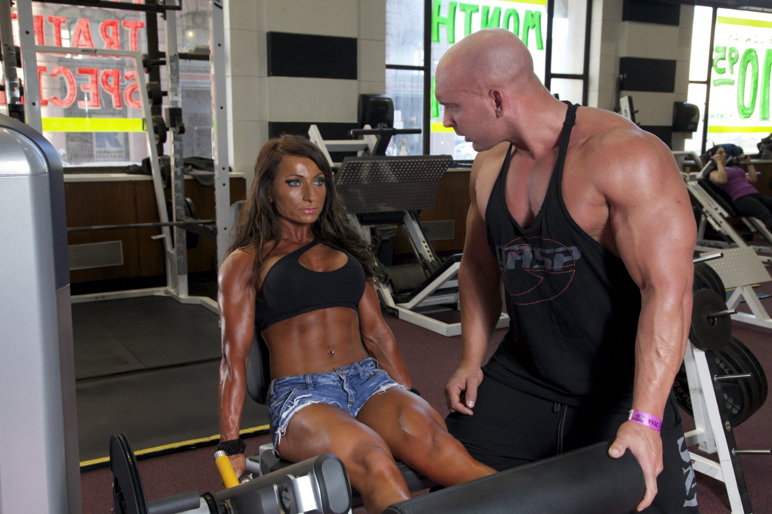 Our Photo Shoot with Flex Photographer Gary Phillips @ Metroflex Gym, Ohio!