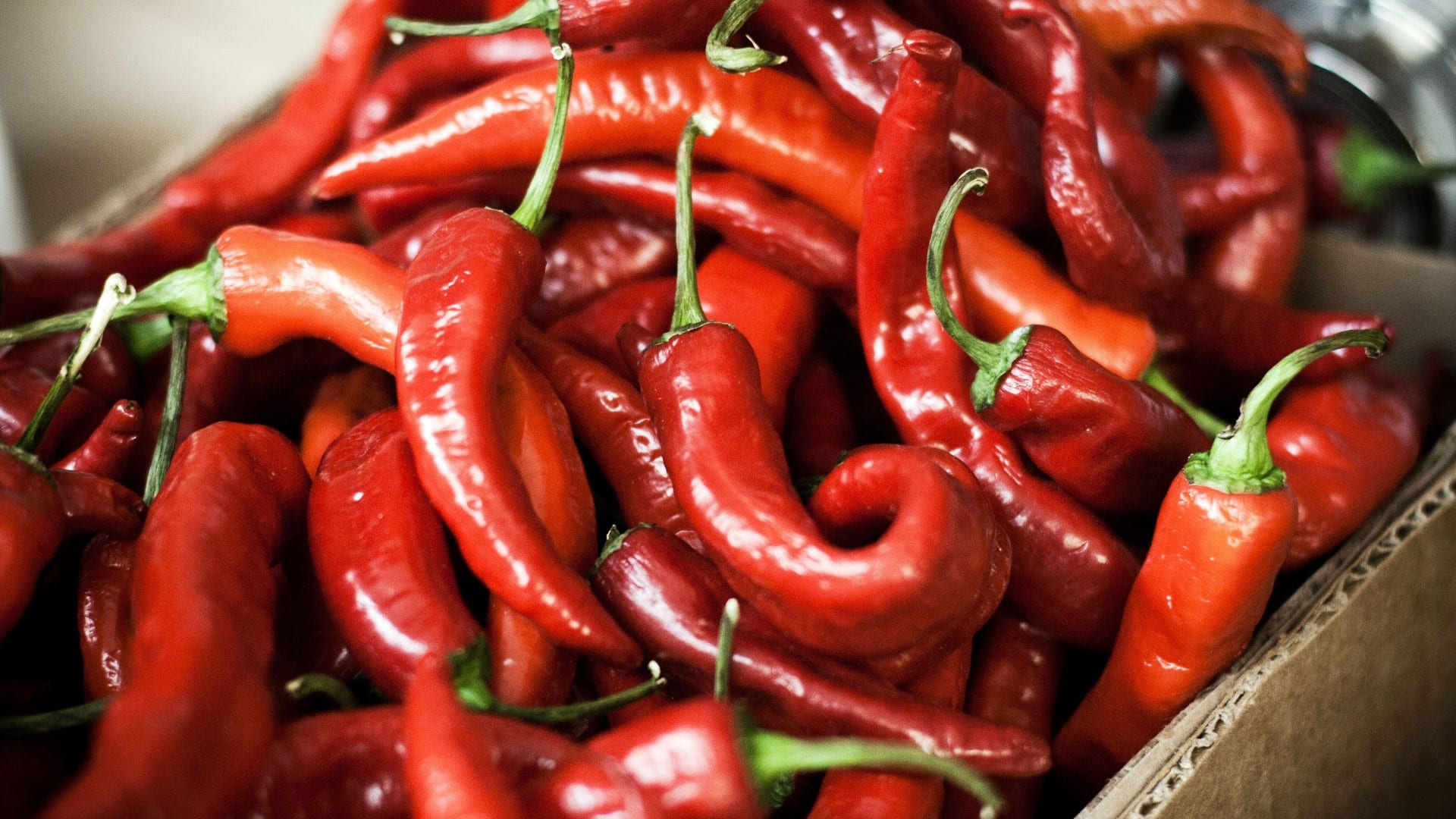 Chemical in Paprika Reduce Appetite And Increases Calorie Burning