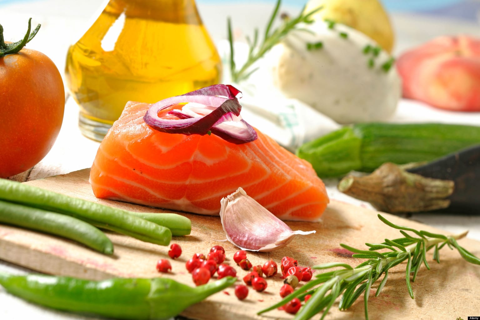 Mediterranean Style Diet Increases Abdominal Body Fat The Least