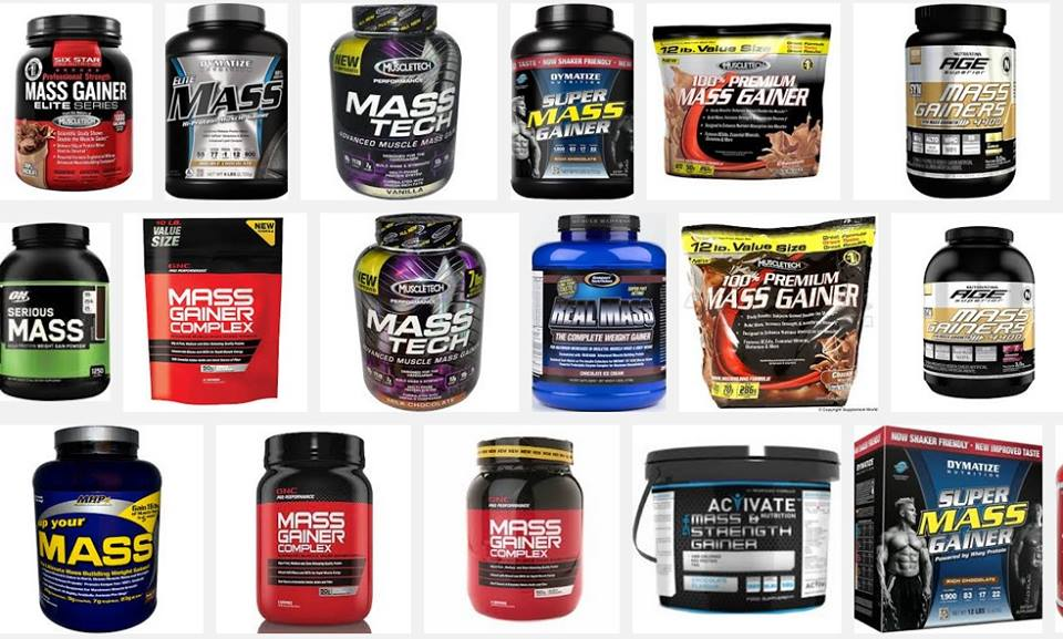 Mass Gainers – Do They Work?