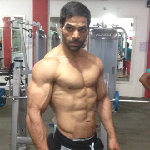 Jitendra Chouksey | The New Idol of The Next Generations Bodybuilding Mecca