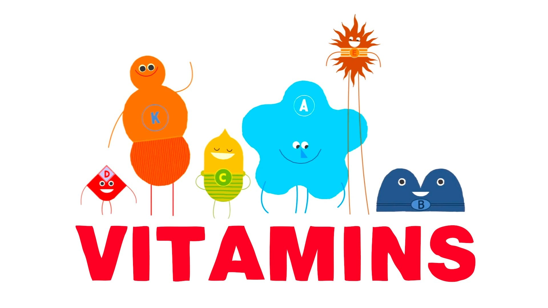 How Do Vitamins Work?