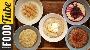 How to Make Perfect Porridge – 5 Ways | Jamie Oliver