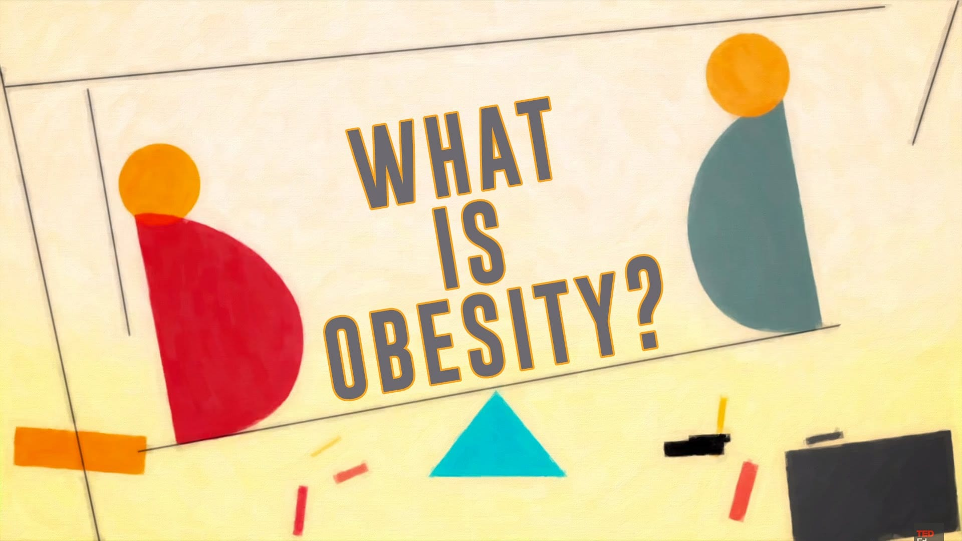 What Is Obesity? – Mia Nacamulli