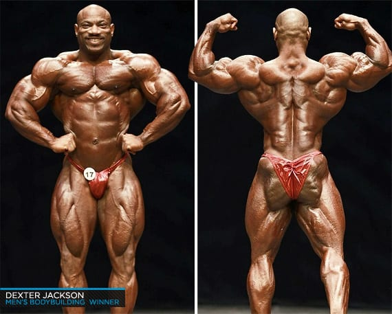 """Dexter """"The Blade"""" Jackson: """"The Road To Mr Olympia 2016"""" Chest & Leg Workout"""