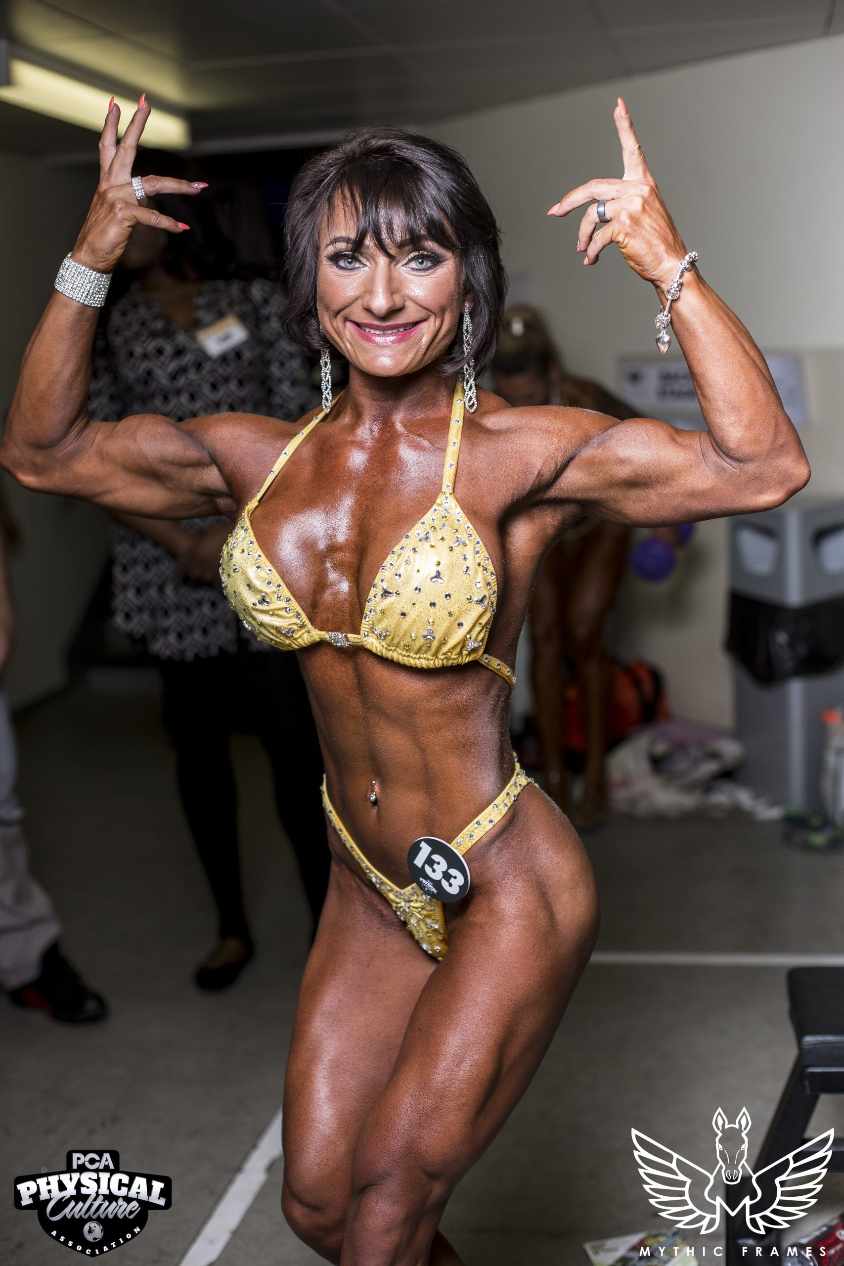 2nd Place Athletic Figure PCA Birmingham