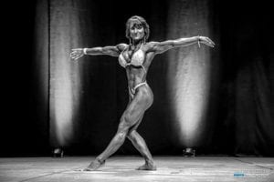 Yo Wild Comes Second To Ms Olympia IFBB / WBFF PRO Monica Brant At
