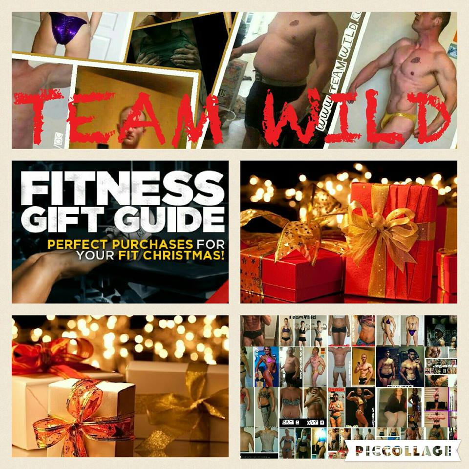 GO #WILD FESTIVE FITNESS! Perfect Gift For Christmas & New Year ...