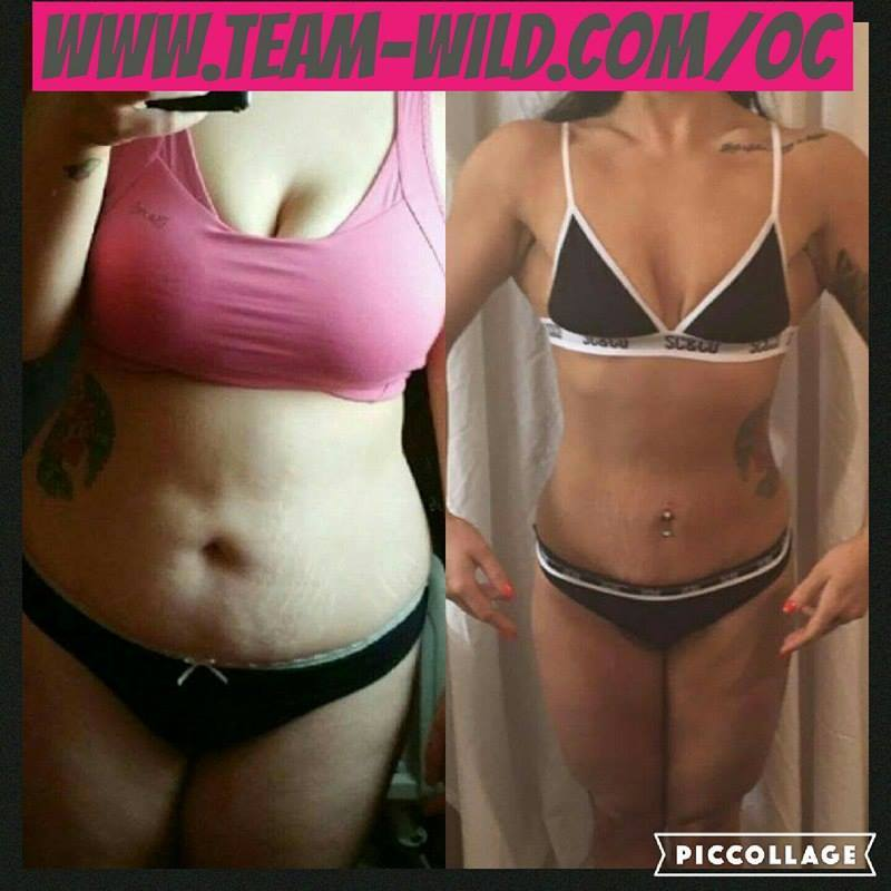 TEAM WILD Athlete Anne Shows Her Amazing Transformation!