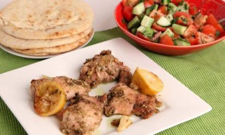 Zaatar Roasted Chicken