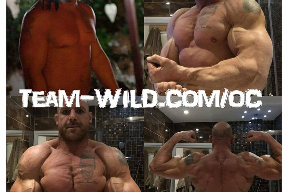 TEAM WILD Client Nick Lewis and His 12 Week Transformation!