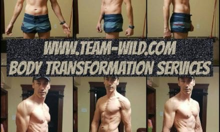 The TEAM WILD Transformation Series Continues!
