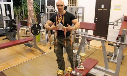 Dan Oancia From PRESS ALERT Writes About Team Wild Athlete Adrian Lungu