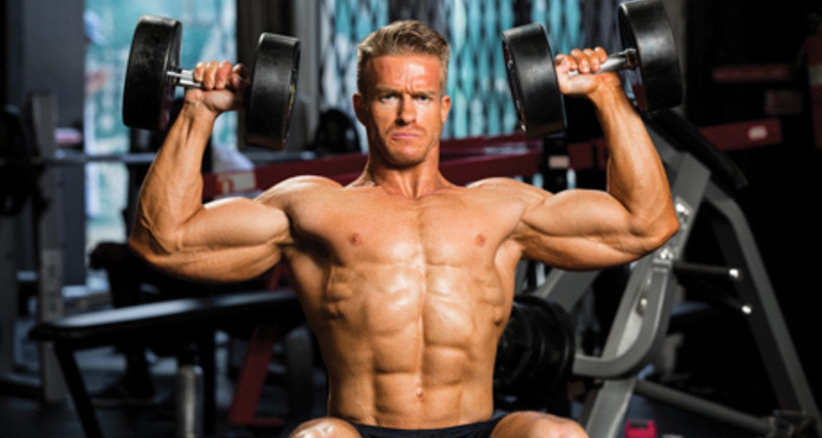 Become Stronger At Shoulder Pressing