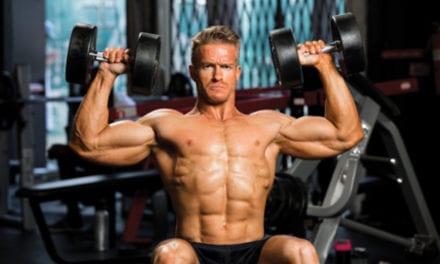 Become Stronger At Shoulder Pressing