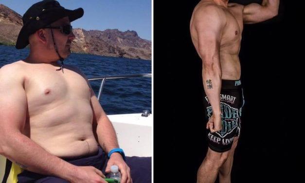Ronny Snel and His Impressive Progress!