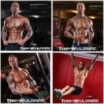 TEAM WILD Friend and Athlete Stuart Gilbert and His Photoshoot Pictures.