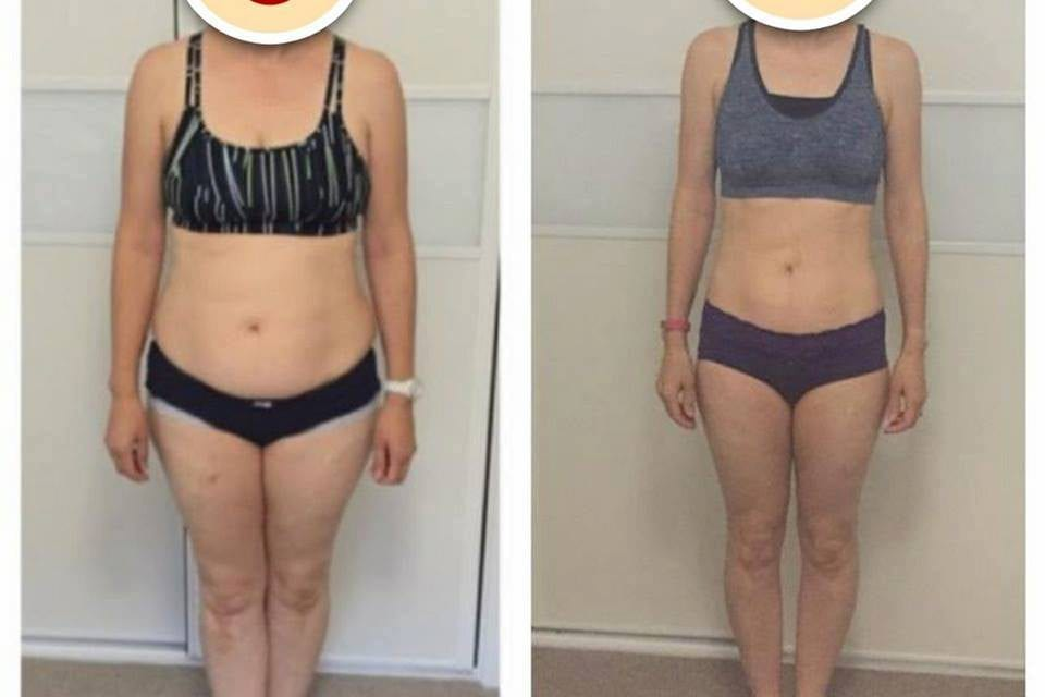 TEAM WILD Friend and Client Julie Showing Her Fantastic Results!