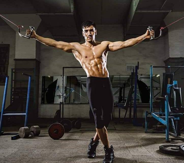 TEAM WILD friend and athlete Alexandru Cristian!